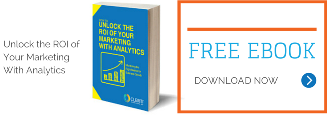 Download our Free Guide to Unlocking Your Marketing ROI