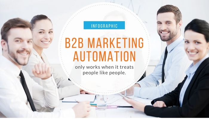 Need an Easy Fix for Your B2B Marketing Automation? Remember You're Talking to a Person.