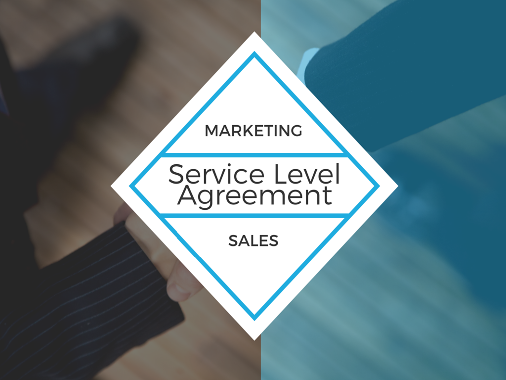 How to Set a Service Level Agreement Between Marketing and Sales
