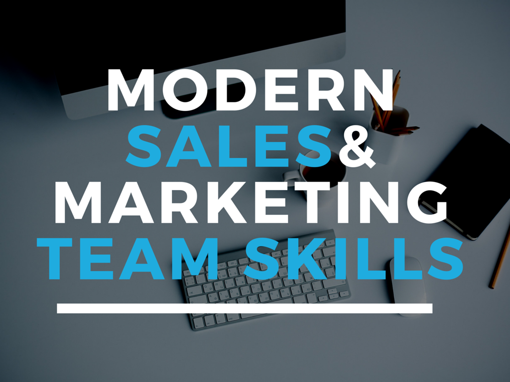 What Skills Should I Look for to Build Successful Marketing and Sales Teams?