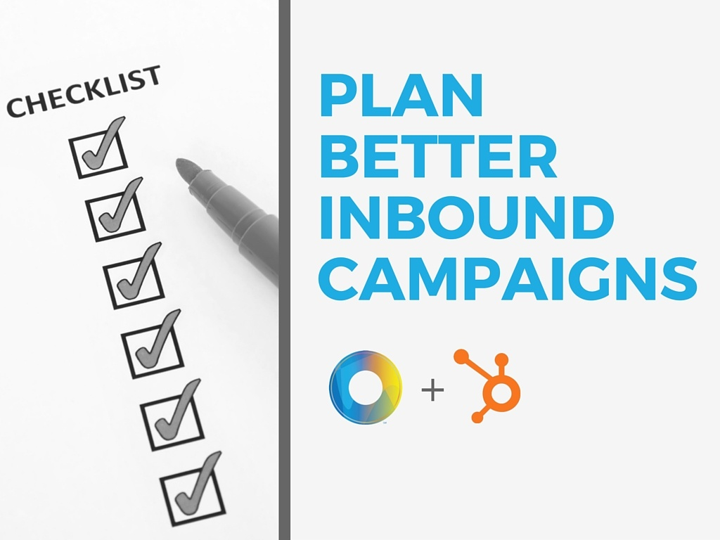 How to Optimize Your Inbound Marketing Effectiveness With HubSpot (Checklist)