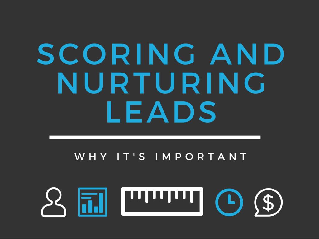 From Marketing to Sales Qualified: The Importance of Lead Scoring and Nurturing