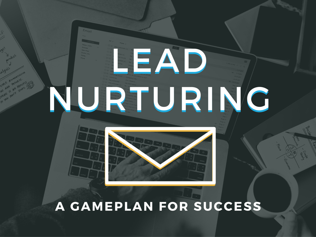 A Lead Nurturing Game Plan (+ Worksheet) for Marketing and Sales Teams