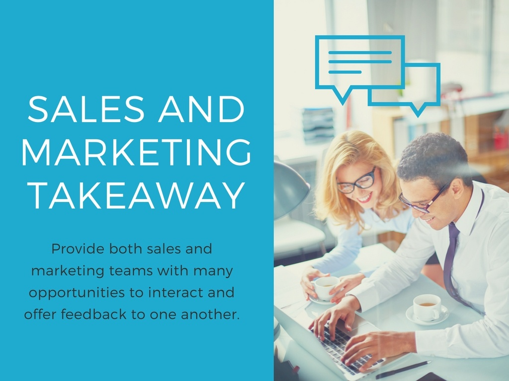 3 Ways You Can Improve Communication Between Your Marketing and Sales Teams