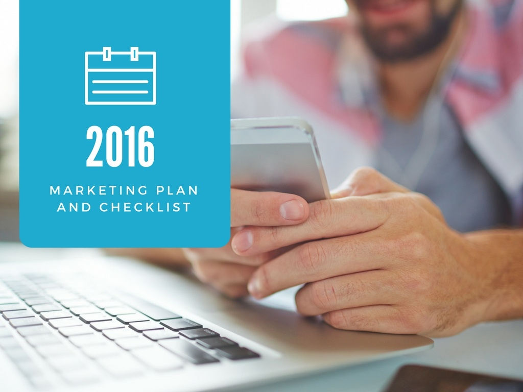 Your 2016 Marketing Checklist