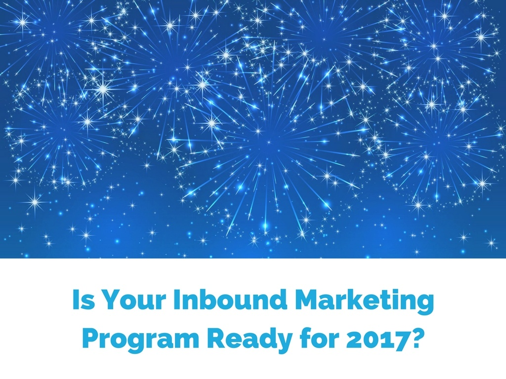 Quiz: Is Your Inbound Marketing Program Ready for 2017?