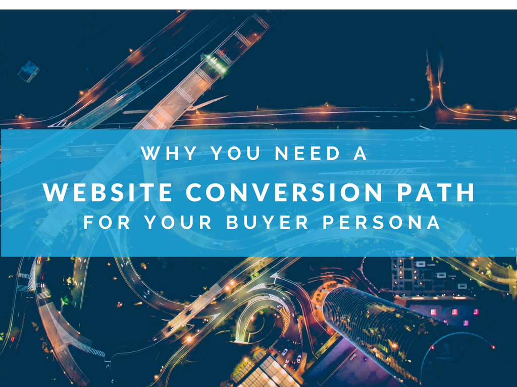 Video: Turn Your Website Visitors into Leads with the Right Conversion Path