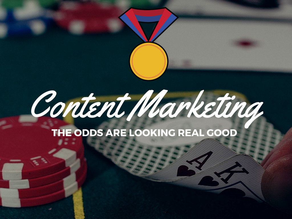 Content's Still On the Rise: Why It's Changing the Game for the Marketing World
