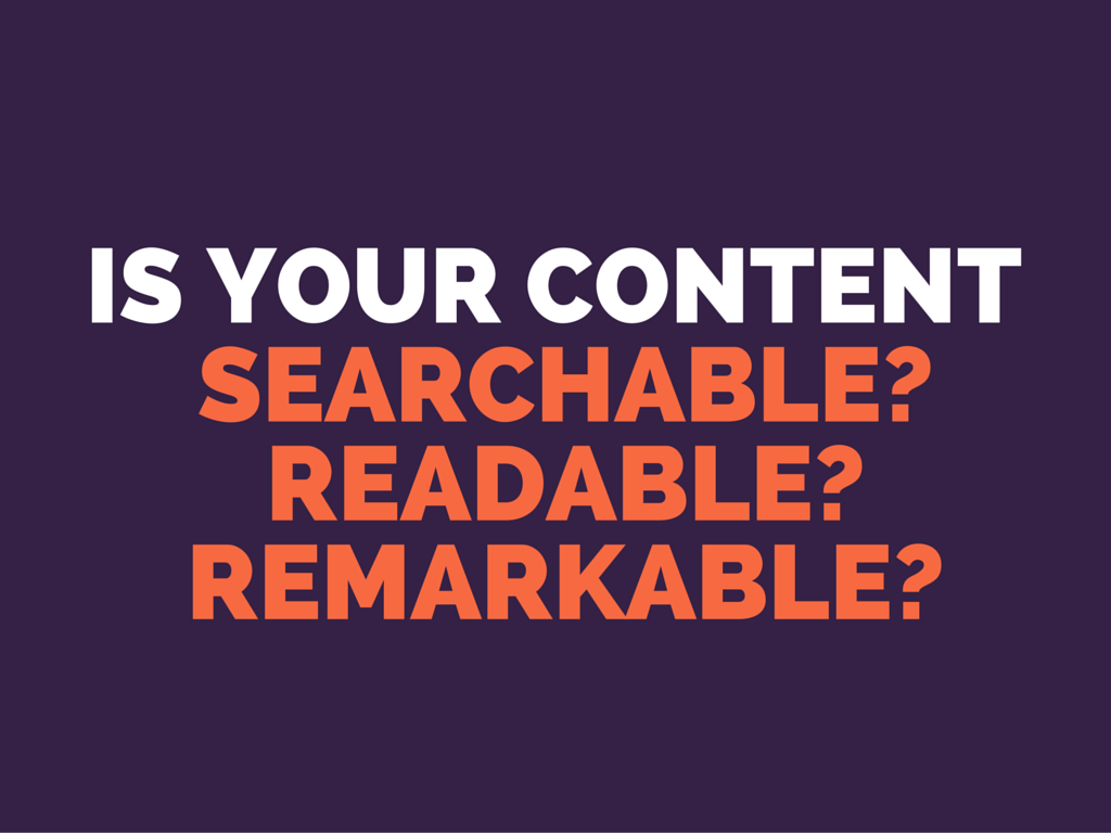 5 Easy Steps to Creating Readable, Shareable Content