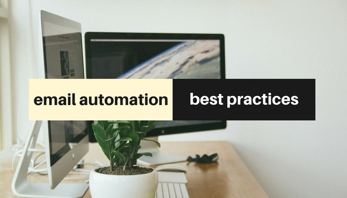 Infographic — 6 Best Practices Your Automated Emails Should Be Following