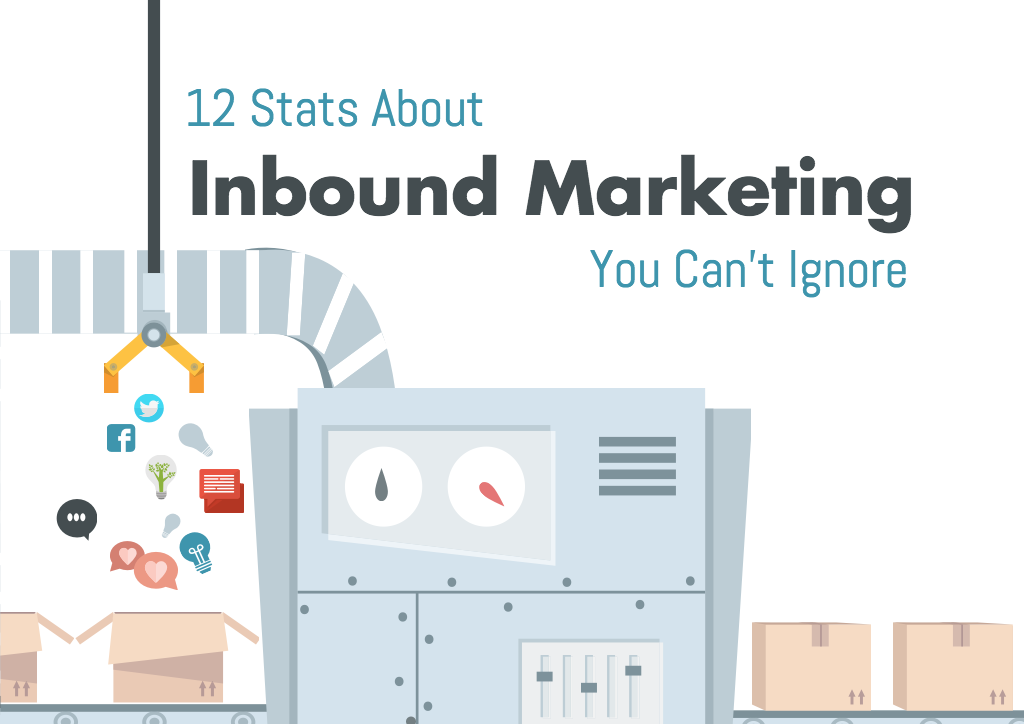 12 Stats About Inbound Marketing that You Can't Deny