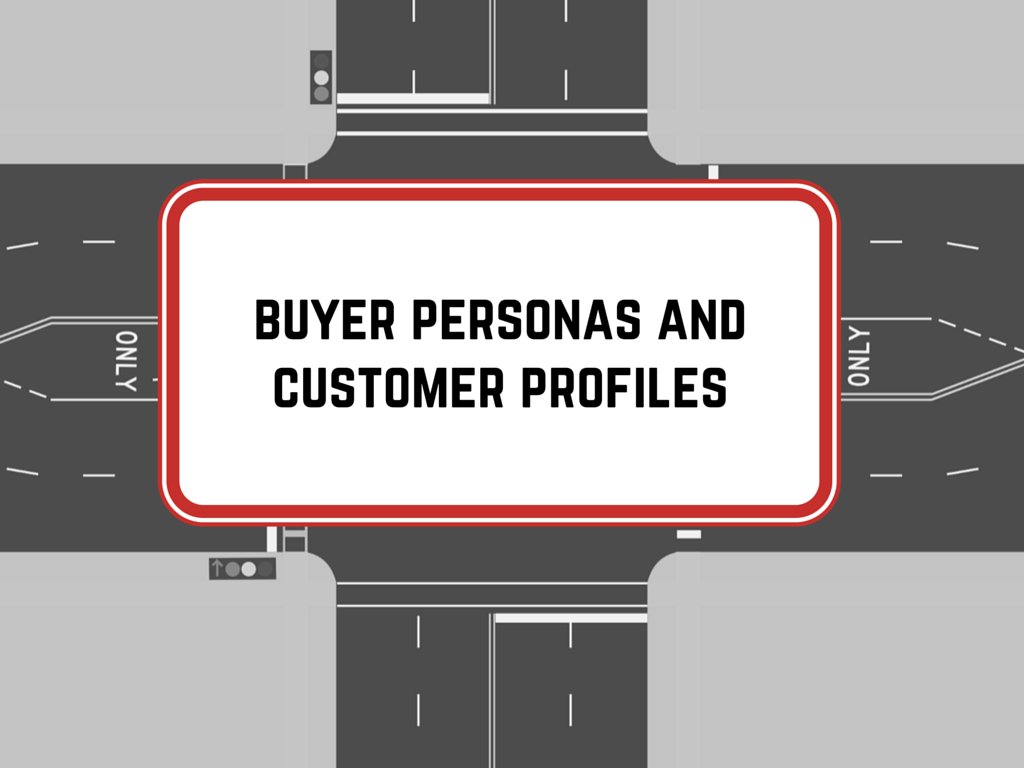 The Intersection Between Buyer Personas and Customer Profiles