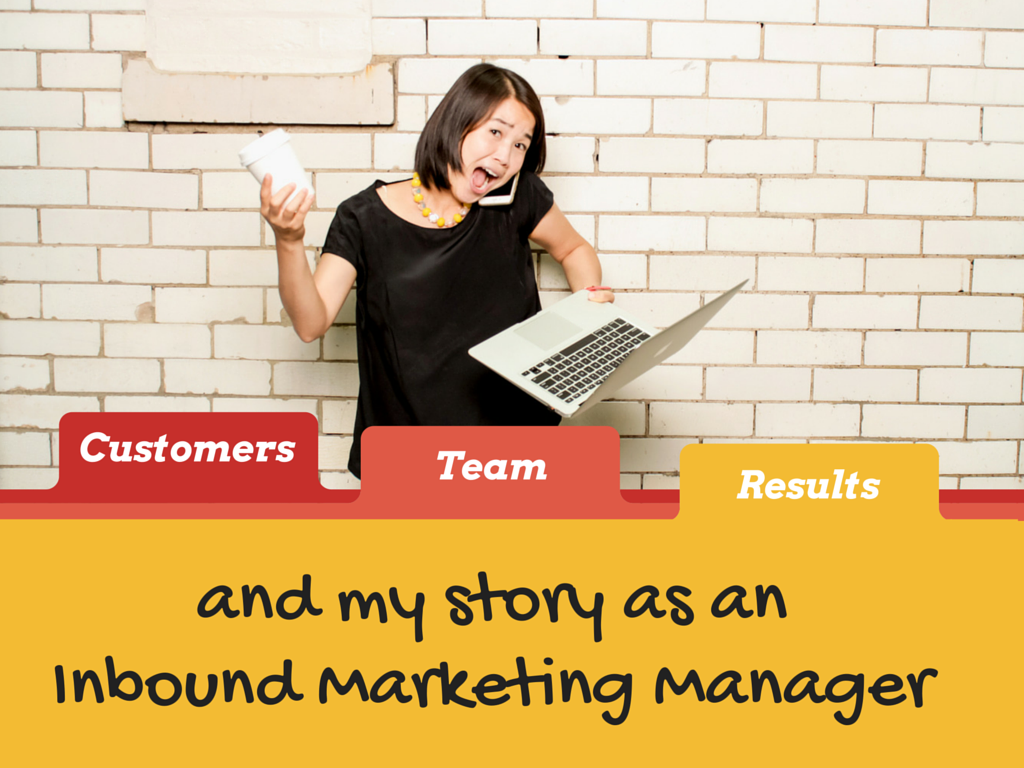What to Expect During the First Few Weeks as an Inbound Marketing Manager