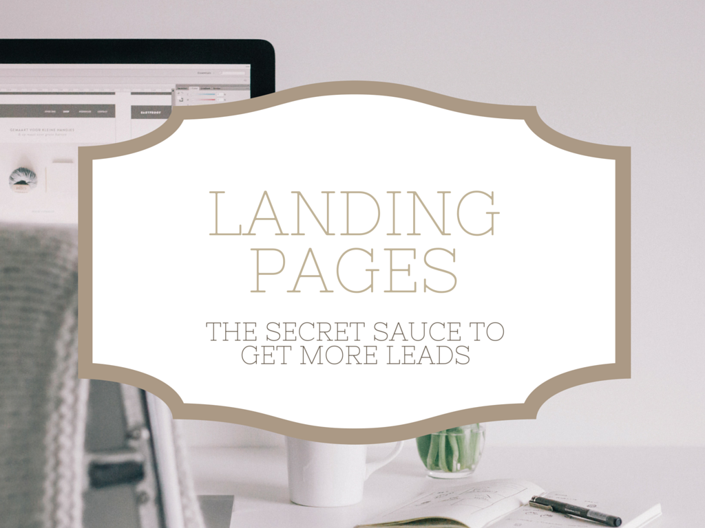 The Ultimate Strategy: Creating Landing Pages that Boost Lead Generation