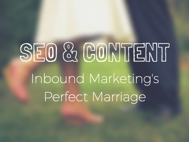 SEO and Content: Inbound Marketing's Perfect Marriage