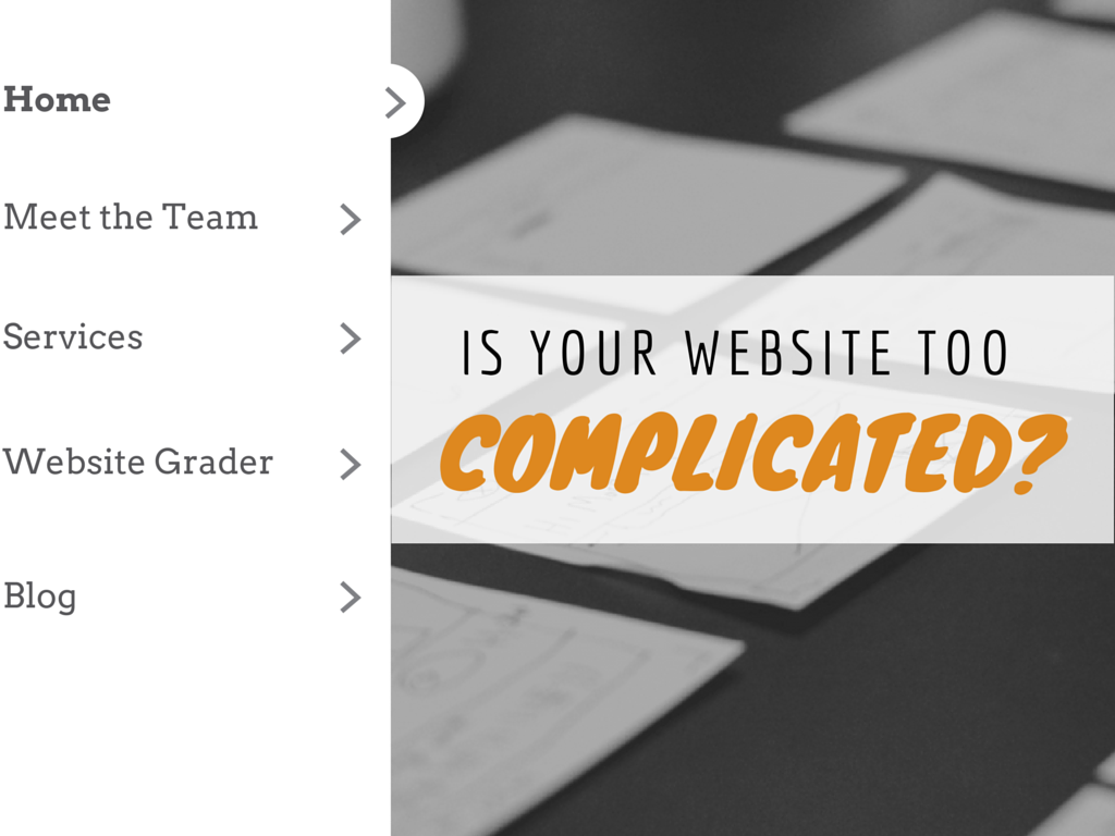 Is Your Website Too Complicated? Our 7-Point Checklist